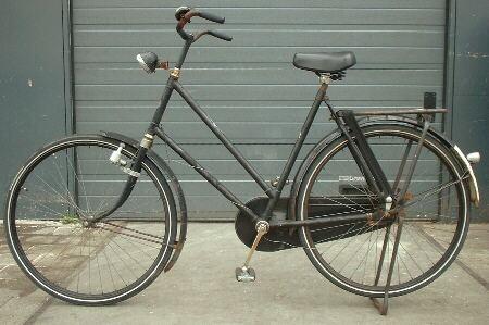 ouwe fiets